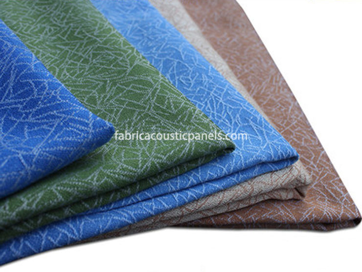 Fabric For Acoustic Panels