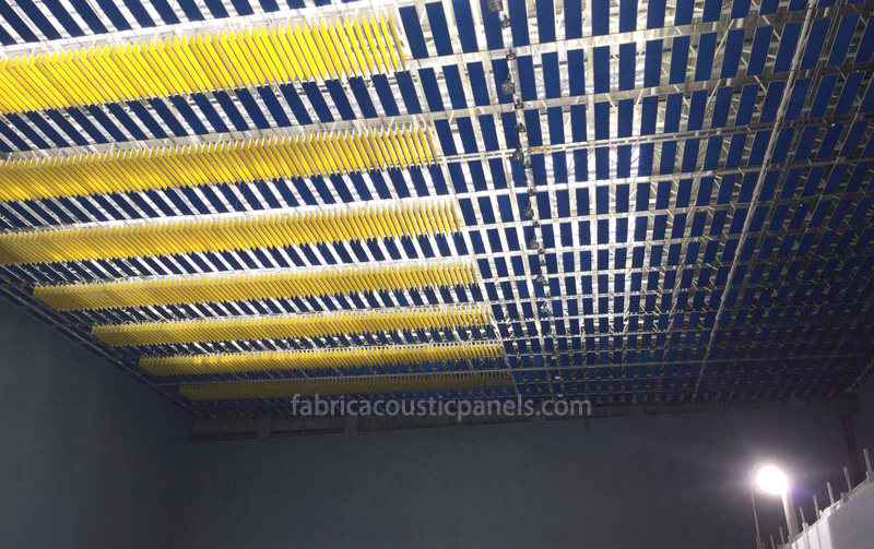Acoustic Baffle Panels