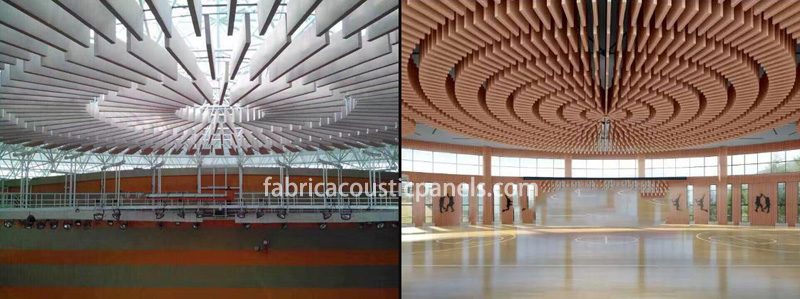 Acoustic Baffles Fabric Acoustic Panels