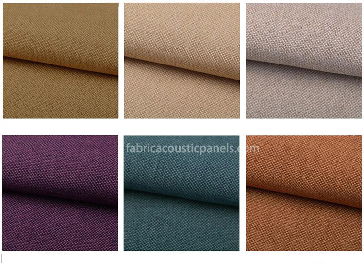 Acoustic Transparent Fabric Cloth Roll Acoustically Transparent Fabric