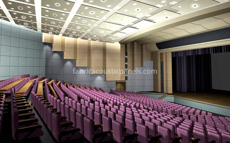Acoustic Wall Treatment