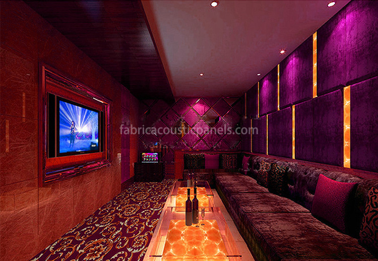 Fabric Acoustic Panels Walls