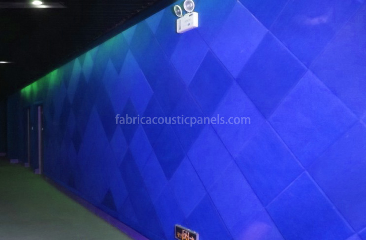 Fabric Panels For Walls Sound Absorbing Noise Reduction Panels For Walls