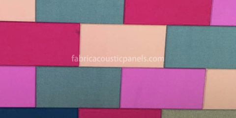 Fabric Wrapped Panels