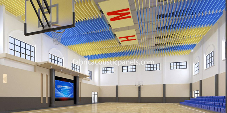 Sound Baffles Fabric Acoustic Panels