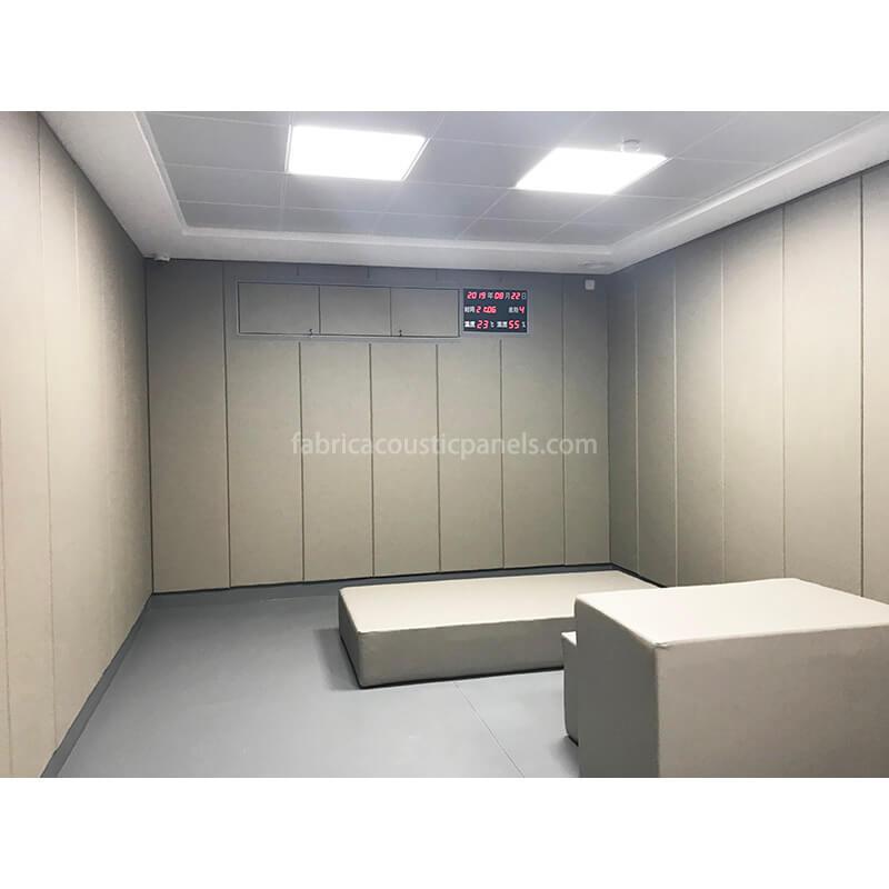 interrogation rooms anticollision wall panels