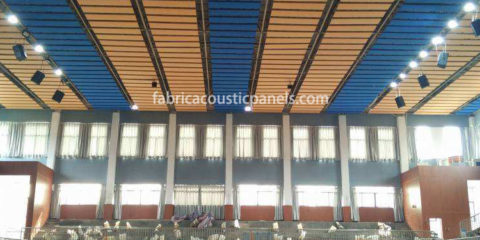 Acoustic Baffle System Acoustic Hanging Baffles System Acoustic Baffles Ceiling System