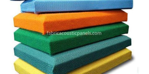 Acoustical Fabric Panels Resin Frame Fabric Acoustic Panel Textured Fabric Wall Cladding