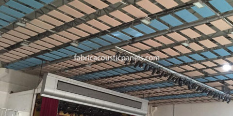 Ceiling Acoustic Baffles Factory Sound Baffles Ceiling System Ceiling Baffles Sound Absorption