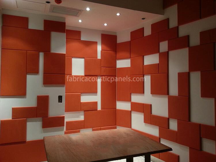 Fabric Panel Wall Art Sound Absorbing Art Panels Fabric Custom Art Acoustic Panels