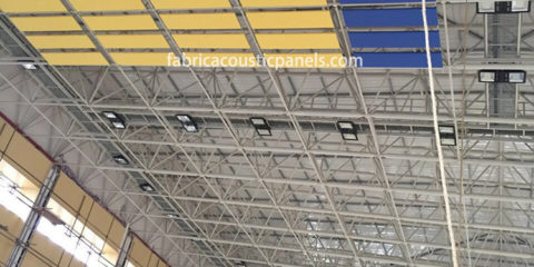 Hanging Acoustical Panels Acoustic Hanging Panels Hanging Acoustic Panels Ceiling Hangings
